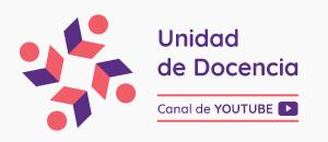 Enlace canal de youtube de la Unidad de Aprendizaje UChile